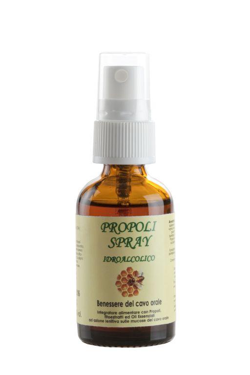 Propoli spray soluzione idroalcolica