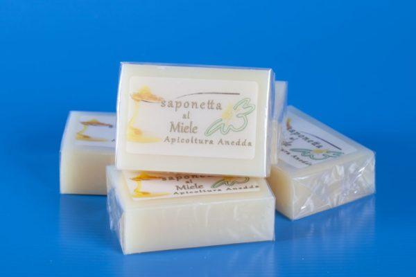 Saponetta al miele gr. 100