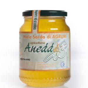 Miele di agrumi gr. 500