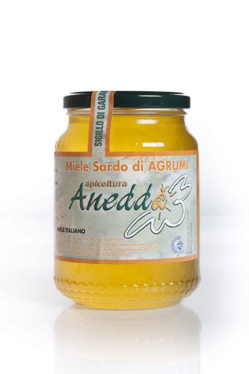 Miele di agrumi gr. 250