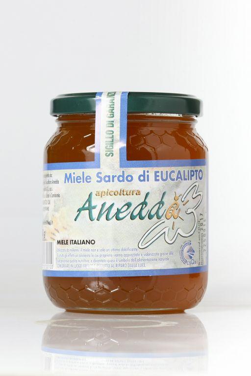 Miele di eucalipto gr.250