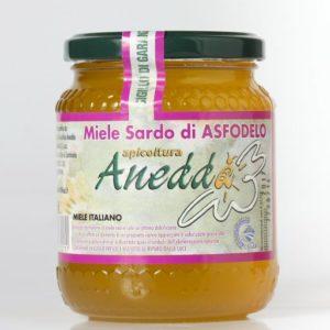 Miele di asfodelo gr. 250