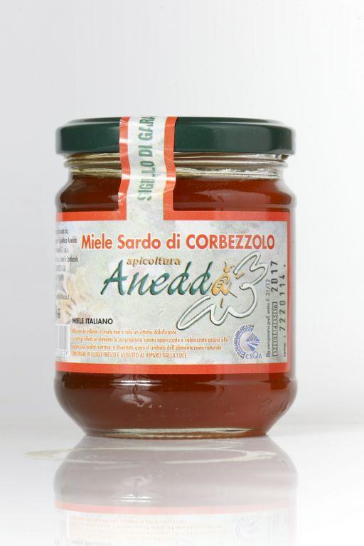 Miele di corbezzolo gr.250